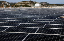 parque solar en Rasquera