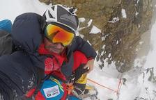 Imatge d'arxiu de l'alpinista català Sergi Mingote.