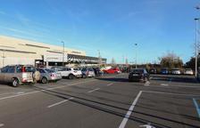 Prop de 200.000 cotxes han aparcat a la zona blava del Sant Joan de Reus en un any