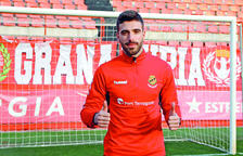 José Aurelio Suárez guanya el càsting i s'incorpora a la porteria del Nàstic