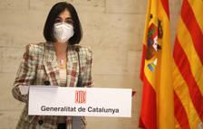 La ministra de Sanitat anima a «no baixar la guàrdia» i continuar vacunant