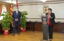 La rectora de la URV destaca el compromiso de Constantí con la Universidad en el Pregón de Festa Major