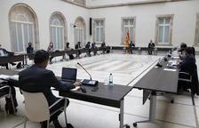 El Govern planteja als partits fer testos d'antígens als integrants de les meses electorals