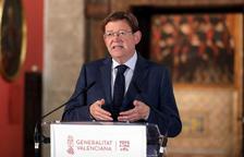 El País Valencià prohibeix les reunions en espais privats i limita a dues persones aquelles que es facin al carrer