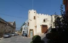 Imatge de la Torre de Bellvei.
