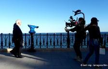 Imatge del rodatge a Tarragona.