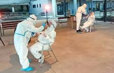 La pressió hospitalària segueix augmentant al Camp de Tarragona mentre a l'Ebre es manté