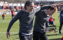 L'Olot canvia d'entrenador abans de la visita del Nàstic