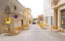 Empiezan las obras de renovación de la red de agua en Constantí