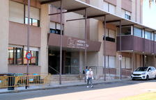 L'hospital de Jesús, a Tortosa, deixa de rebre nous ingressos a causa d'un brot que afecta 50 pacients