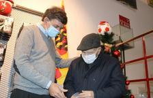 Mor el soci número 1 del Nàstic, Josep Fort i Subirats, als 95 anys
