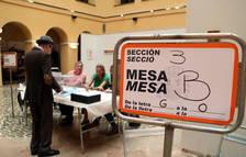Más de 660 tarraconenses piden no formar parte de una mesa electoral el 14-F