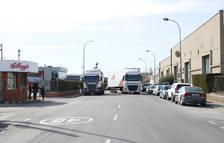 Els empresaris del polígon de Valls, sota mínims