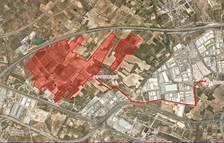 Projecten dos plantes fotovoltaiques que sumarien més de 100 hectàrees a Constantí