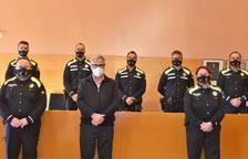 S'incorporen dos nous caporals i tres agents a la Policia de Torredembarra
