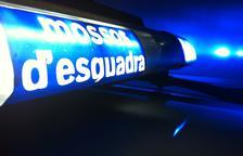 Detingut per robar 500 euros d'un establiment de restauració d'Amposta