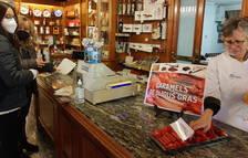 Vuelve el tradicional caramelo del 'Dijous Gras' de Valls