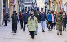 La variant britànica suposa més del 90% dels casos en cinc comunitats