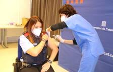 Salut començarà a vacunar guàrdies civils i policies nacionals el proper dilluns