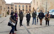 Raquel Sans (ERC) pone en valor el potencial económico y patrimonial de las comarcas de interior