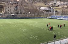 Final: el Nàstic suma un gran punto a Andorra