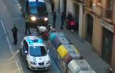Desallotgen una festa amb 39 persones disfressades a Tarragona