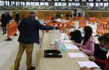 Los votos perdidos por Ciutadans, repartidos entre Vox y el PSC, sobre todo en Ponent