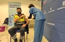Catalunya ha frenat l'administració de vacunes durant el cap de setmana