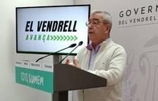 El regidor de Manteniment d'edificis, Alfons Herrera