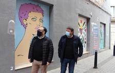 Joventut Reus abre una nueva convocatoria del Concurso de pintadas horizontales