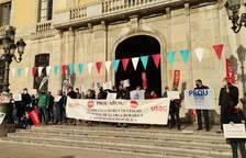 Varios trabajadores del Ayuntamiento de Tarragona amenazan con la vía judicial