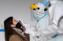 Espanya registra 5.348 nous positius de coronavirus i 173 defuncions més en les últimes 24 hores