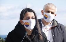 Los críticos de Cs piden el relevo de Carrizosa y acusan a Arrimadas de estar «alejada de la realidad»