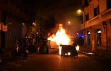Los Bombers reciben siete avisos por incendios en contenedores en la demarcación de Tarragona