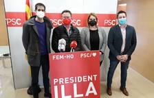 Santi Castellà: «Ha sido la quinta victoria consecutiva del PSC»