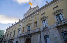 Imagen de archivo del Palau Municipal en la plaza de la Font de Tarragona.