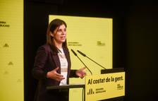ERC descarta «completamente» un gobierno con los comunes gracias a la abstención del PSC