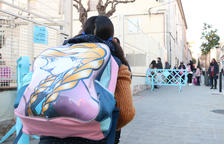 Un centre escolar del Baix Penedès es manté tancat pel covid