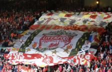 Els aficionats tornaran als estadis de futbol anglesos al maig