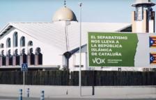 Captura del vídeo de Vox