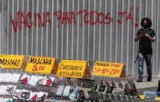 Vacunas de aire contra la covid en el Brasil