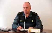 Jordi Verger toma posesión como jefe de la comandancia de la Guardia Civil de Tarragona