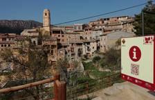 El Priorat instal·la codis QR turístics a tots els pobles