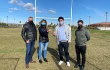El campo de rubgy de la Anilla Mediterránea de Tarragona acogerá el primer partido oficial