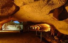 Las cuevas de L'Espluga, a un clic