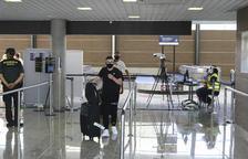 Imatge d'arxiu dels primers vols postcovid a Reus.