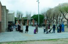 El Banco Obrero entrega en la Floresta alimentos a las familias afectadas por la crisis de la covid