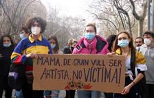 La huelga de estudiantes del Institut del Teatre exige cambios en las aulas para que sean «espacios seguros»