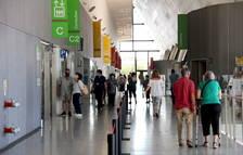 Imatge d'arxiu de l'interior de l'Hospital Sant Joan de Reus.
