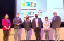 Presentació de la nova plataforma de productes ebrencs.